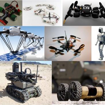 آموزش رباتیک مقدماتی-طبقه بندی شده