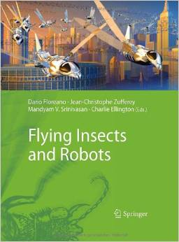 Flying Insects and Robots-(www.avatrobo.ir)