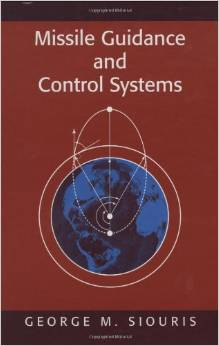 Missile Guidance & Control Systems book