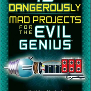کتاب ساخت ۱۵ پروژه خطرناک
