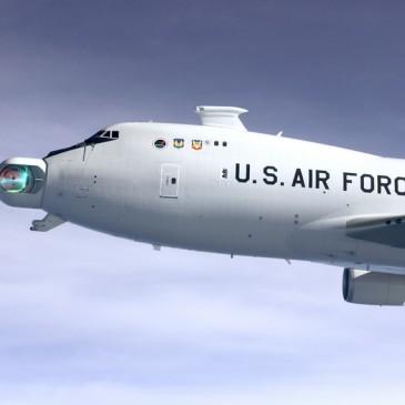 بوئینگ YAL-1 سلاح لیزری هوابرد