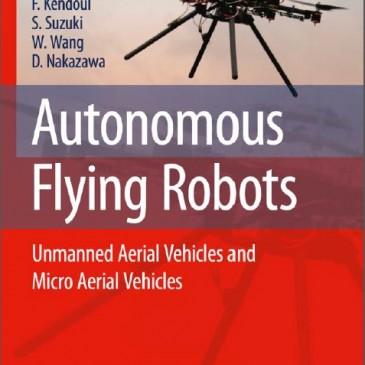 کتاب ربات های پرنده خود مختار