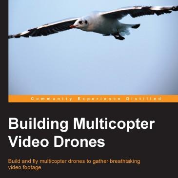 کتاب ساخت ربات پرنده فیلم بردار