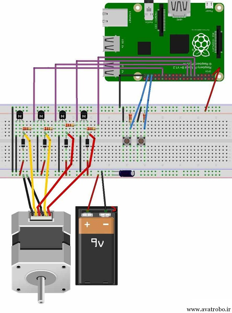 controlling-stepper-motor-with-raspberry-pi-2