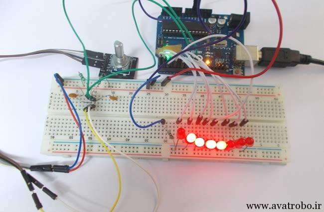 Arduino-LED-Chaser