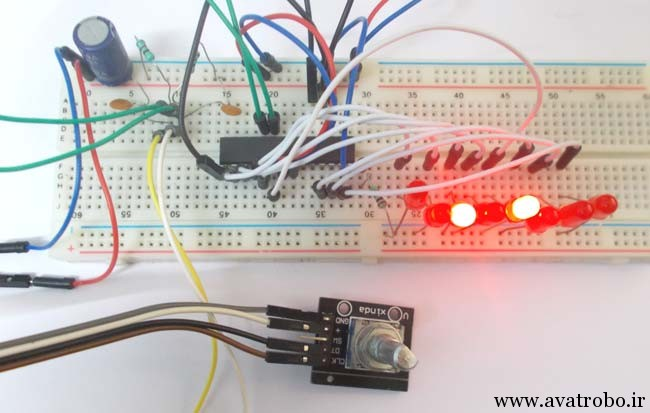 Rotary-Encoder-with-AVR
