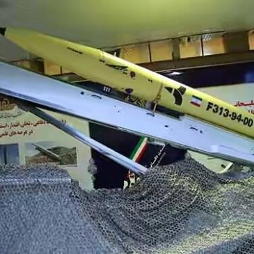 موشک بالستیک فاتح ۳۱۳
