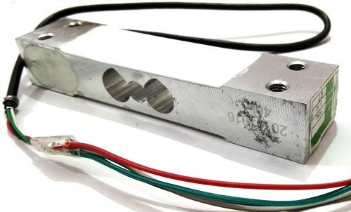 اندازه گیری وزن با اردوینو و بوسیله ماژول HX711 و لودسل