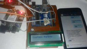 ردیاب خورد رو با استفاده از آردوینو و GPS و GSM