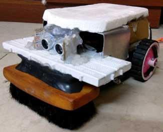 ربات تمیز کننده