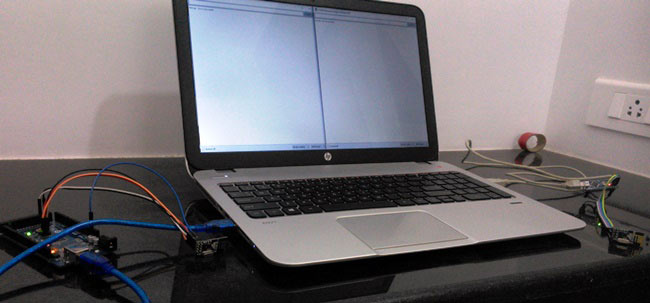ساخت چت روم خصوصی بوسیله آردینو و ماژول nRF24L0