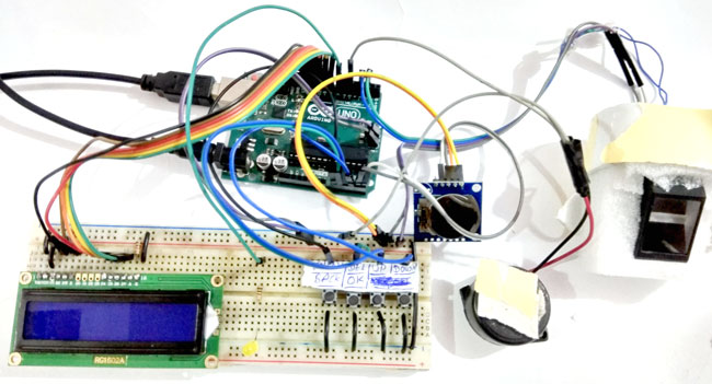 تشخیص اثر انگشت با استفاده از خصلت بیومتریک با آردوینو , پروژه ، دانلود پروژه رایگان , دانلود پروژه تشخیص اثر انگشت با استفاده از خصلت بیومتریک با آردوینو