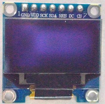 راه اندازی صفحه نمایش OLED SSD1306 با استفاده از آردوینو