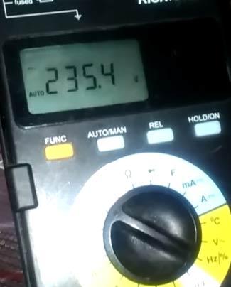 ولتمتر AC با استفاده از آردوینو