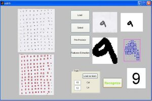 تشخیص و شناخت دست خط با استفاده از شبکه عصبی