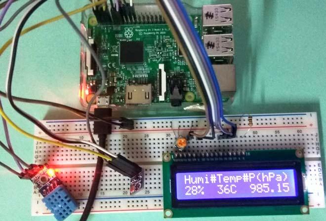 Raspberry pi 3 download station