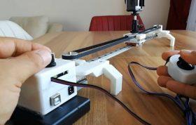 Motorized Camera Slider1