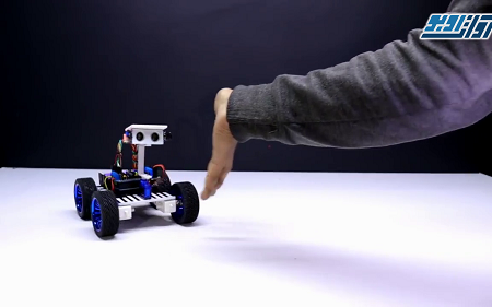 Human Following Robot1