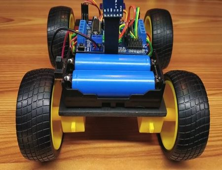 Voice Controlled Car 1